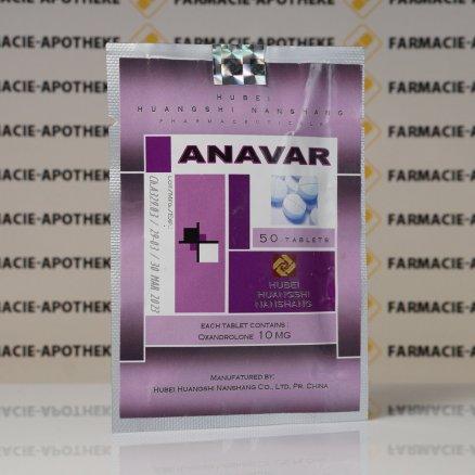 Anavar (Oxandrolone) 10 mg Hubei Huangshi Nanshang | FAC-0195