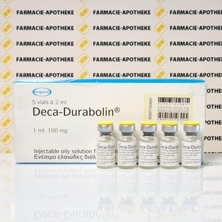 Deca-Durabolin 100 mg Organon   FAC-0337