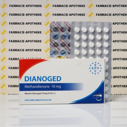 Dianoged 10 mg Euro Prime Farmaceuticals | FAC-0332