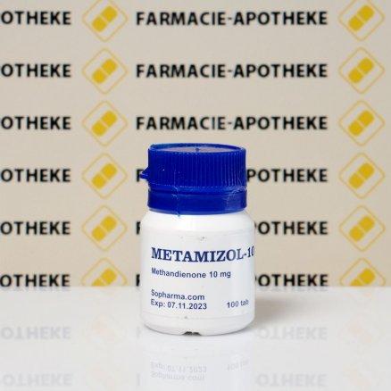 Metamizol 10 mg Sopharma   FAC-0338