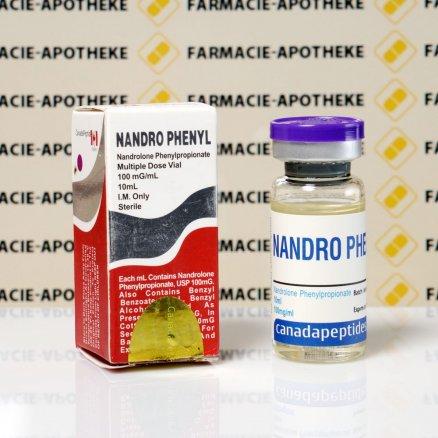 Nandro Phenyl 100 mg Canada Peptides | FAC-0333