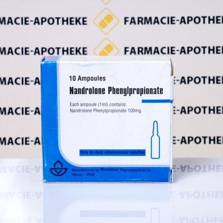 Nandrolone Phenylpropionate 100 mg Aburaihan   FAC-0315