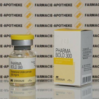 Foto Pharma Bold 300 mg Pharmacom Labs | FAC-0036