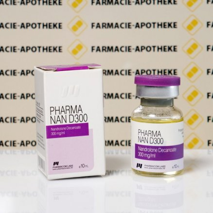 Pharma Nan D300 300 mg Pharmacom Labs   FAC-0329