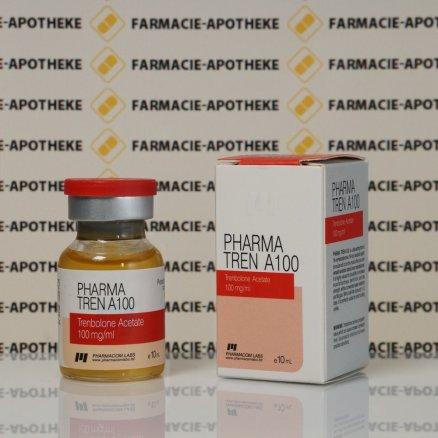 Pharma TREN А 100 mg Pharmacom Labs   FAC-0040